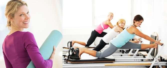 Happy Pilates Clients