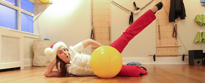 Silly Pilates Side Lying