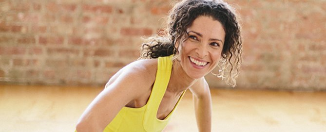 Confident Pilates Instructor
