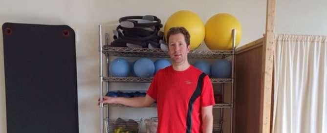 Nick Mercer Pilates After Brain Injury