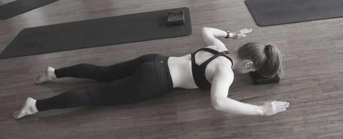 Prone Pilates Robot Arms