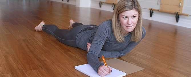 Pilates Class Planning