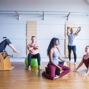 Pilates Cadillac, Chair & Barrels