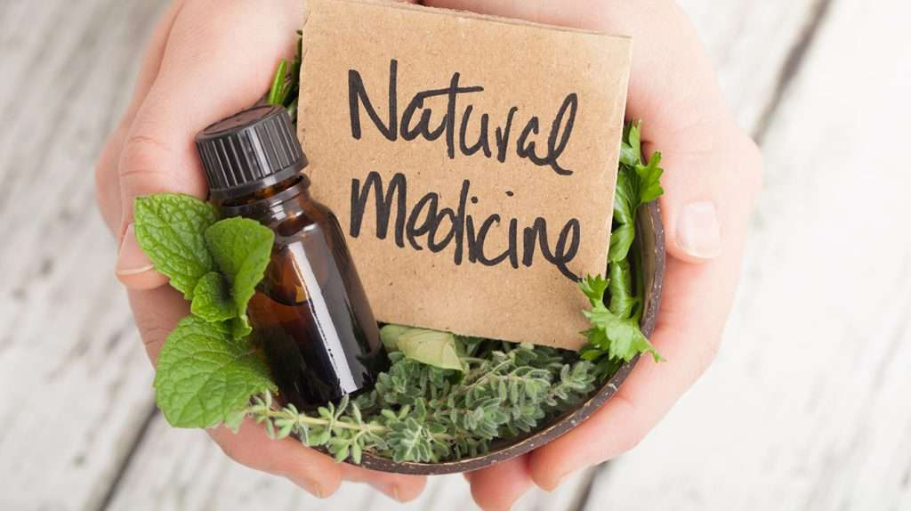 Natural Medicine in your hands